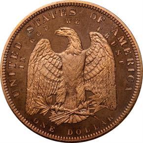 1879 J-1614 S$1 PF reverse
