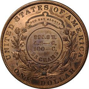 1879 J-1623 S$1 PF reverse