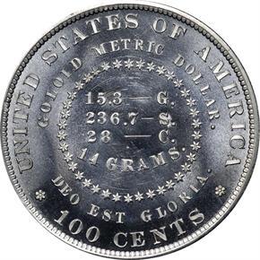 1880 J-1656 S$1 PF reverse