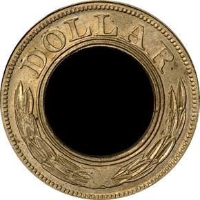 1852 J-148 G$1 PF reverse