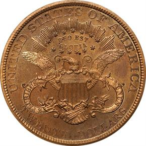 1879 J-1644 $20 PF reverse