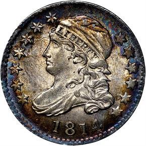 1814 10C MS obverse