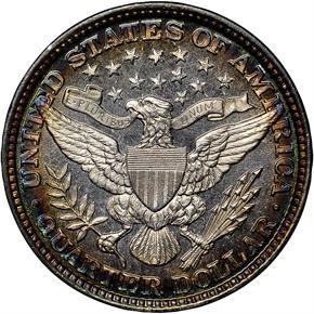1892 25C PF reverse