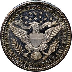 1904 25C PF reverse