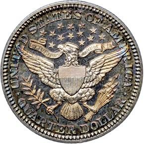 1905 25C PF reverse