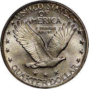 1921 25C MS reverse