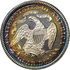 1884 25C PF reverse