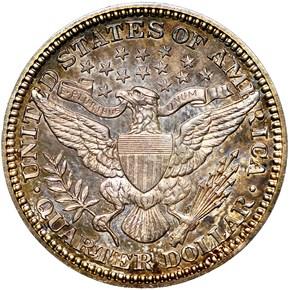 1912 25C PF reverse