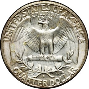 1939 S 25C MS reverse