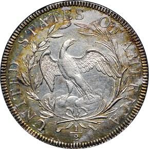 1796 50C MS reverse