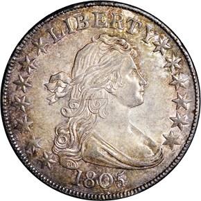 1805/4 50C MS obverse