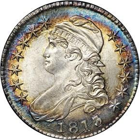 1813 50C MS obverse
