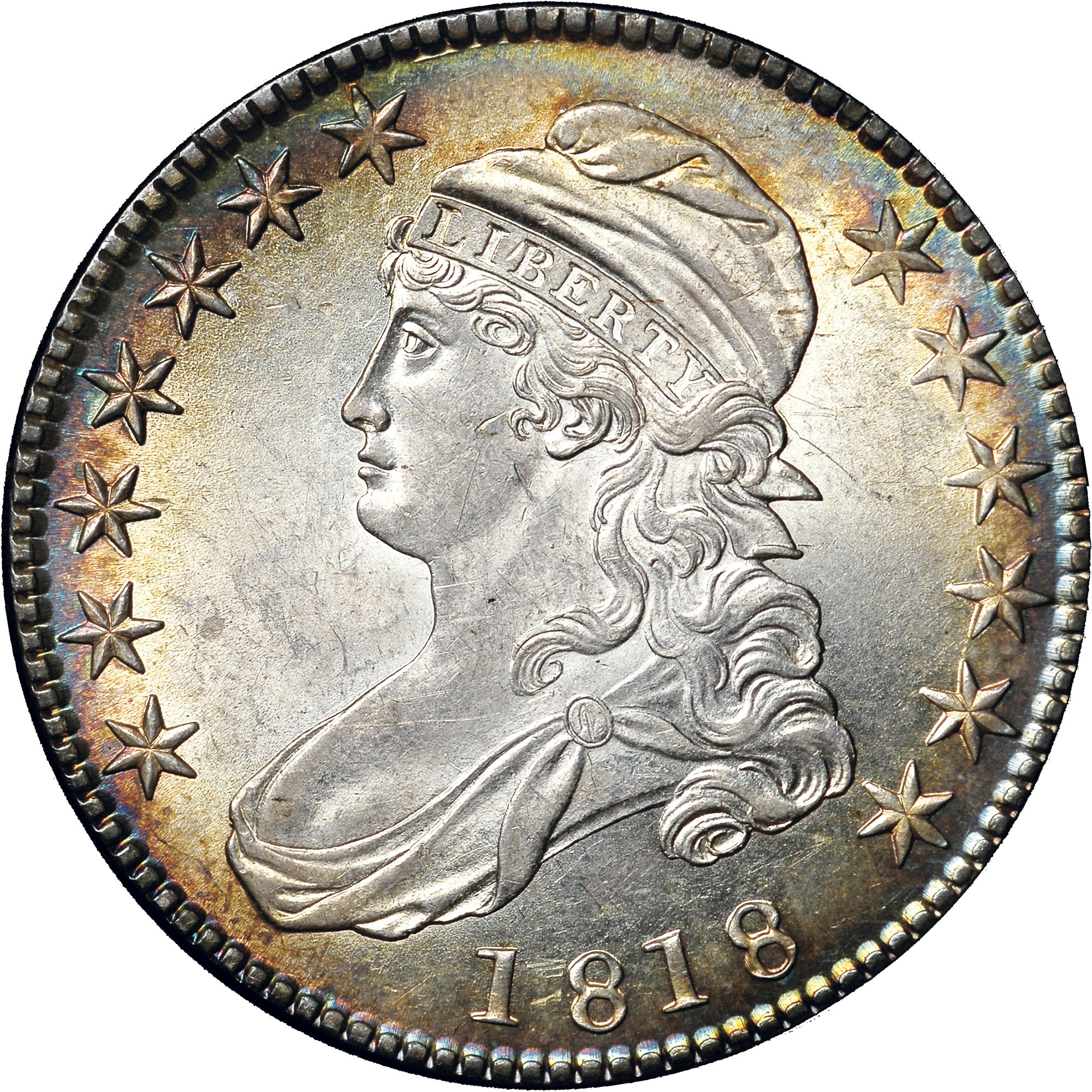 1818 us coins