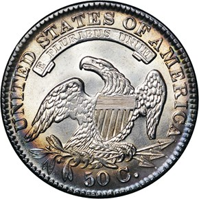 1834 50C MS reverse