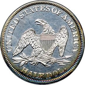 1860 50C PF reverse
