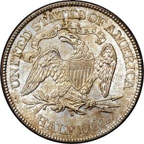 1875 S 50C MS reverse