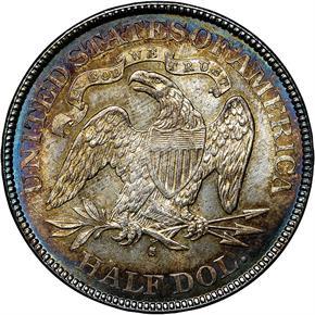 1877 S 50C MS reverse