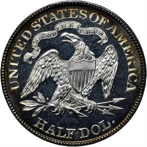 1878 50C PF reverse
