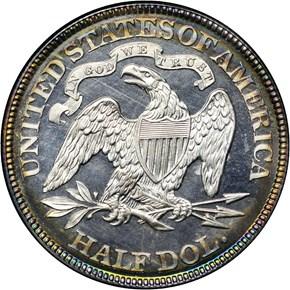 1888 50C PF reverse