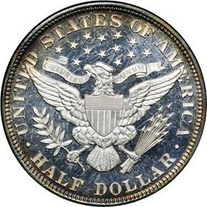 1894 50C PF reverse