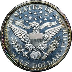 1906 50C PF reverse