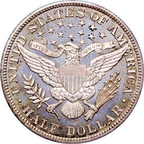 1914 50C PF reverse