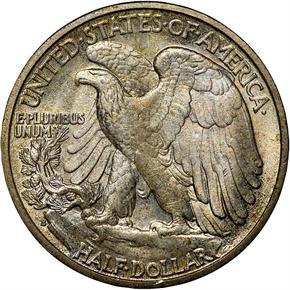 1928 S 50C MS reverse