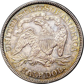 1877 50C MS reverse