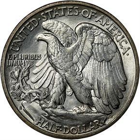 1943 S 50C MS reverse