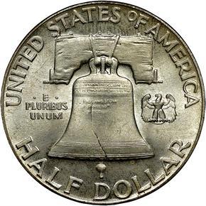 1948 50C MS reverse