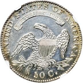 1833 50C PF reverse