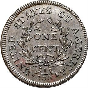 1797 PLAIN EDGE 1C MS reverse