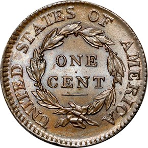 1817 1C MS reverse