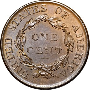 1819 1C MS reverse