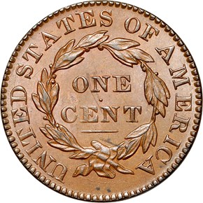 1831 1C MS reverse