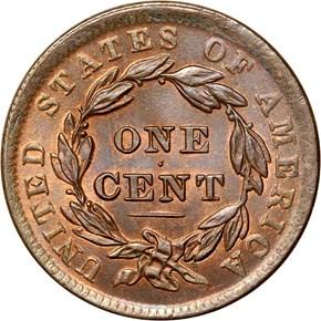 1838 1C MS reverse