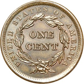 1842 1C MS reverse