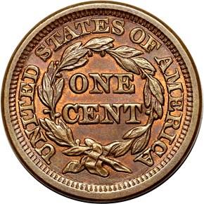 1848 1C MS reverse