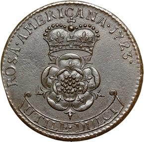 1723 ROSA AMERICANA 2P MS reverse