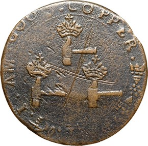 1737 HIGLEY 3 HAMMERS 'VALVE ME AS YOU PLEASE' 3P reverse