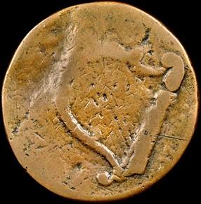 1776 NEW HAMPSHIRE MS reverse