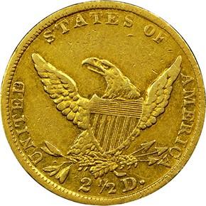 1839 $2.5 MS reverse
