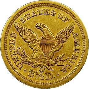 1847 O $2.5 MS reverse