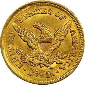 1857 $2.5 MS reverse
