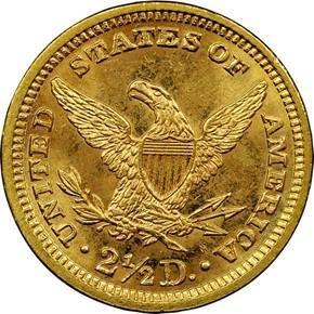 1882 $2.5 MS reverse
