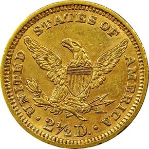 1887 $2.5 MS reverse