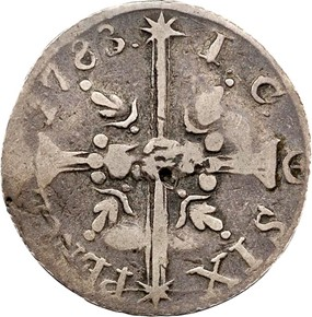 1783 SM DATE CHALMERS MARYLAND 6P MS reverse