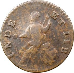 1788 'C' BACKWARD VERMONT MS reverse