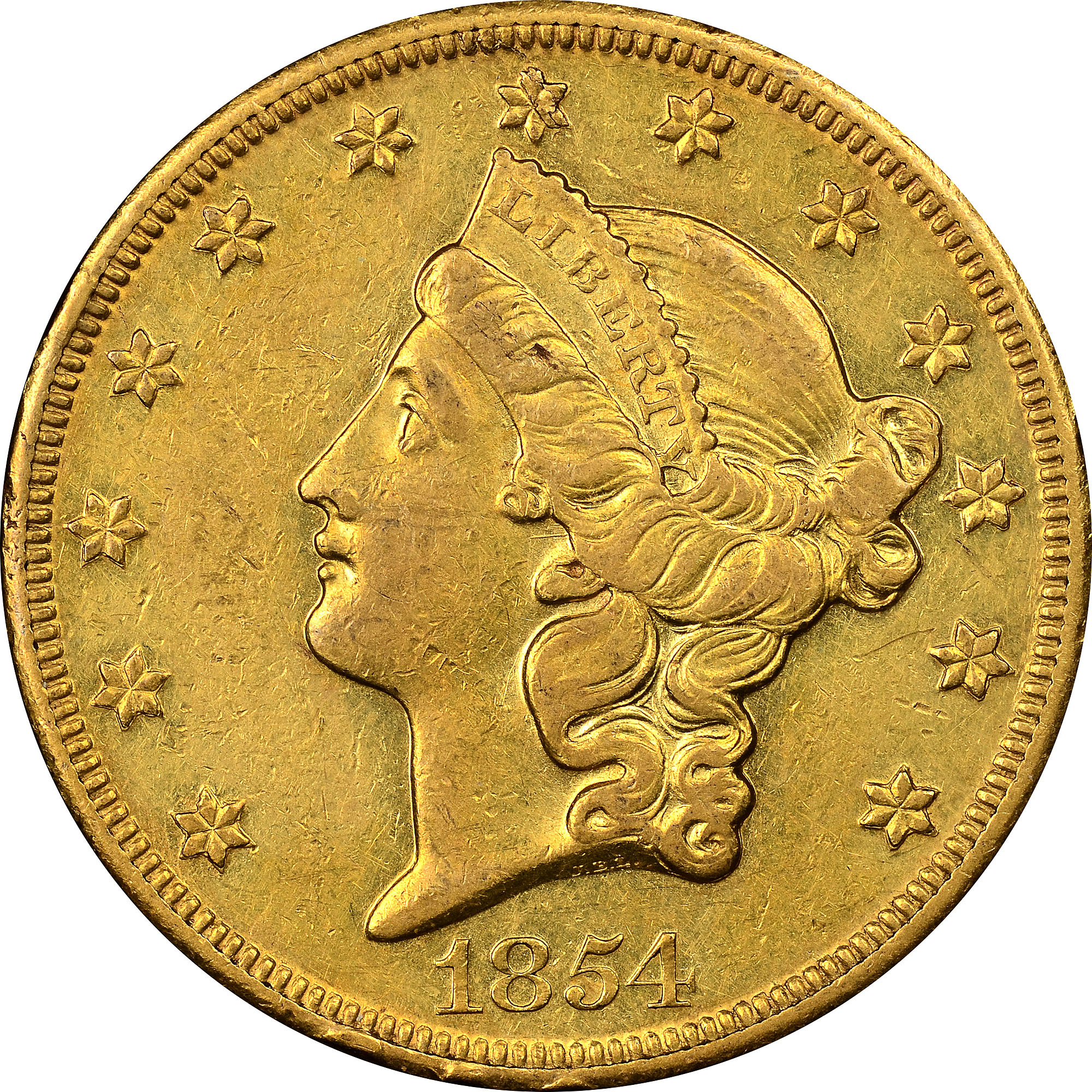 Liberty $20 Gold Coin (1839-1908) Value | JM Bullion™