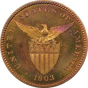 1903 USA-PHIL 1C PF reverse